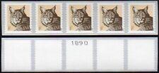 4672 1¢ Bobcat P1111 # on # PS5 MNH