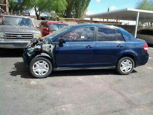 Seat Belt Front Bucket Driver Retractor Thru 11/09 Fits 08-10 VERSA 132862
