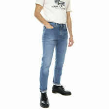 Jeans bleus Levi's 502 pour homme