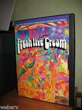 CREAM FRESH LIVE DVD OTTIMO SNAPPER