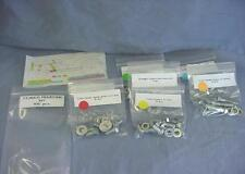 MB/GPW FENDER  MOUNTING KIT, 106 PCS. WITH DIRECTIONS MILITARY WW2  ARMY JEEP
