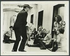 Thomas Crown Affair hostages held a gunpoint 1968 original movie photo 491