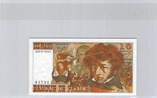 France 10 Francs Berlioz 23.11.1972 Q.7 n° 0013981732 F.63 (1)
