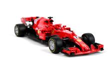 Bburago 1:43 2018 Ferrari Formula 1 F1 Sf71H Kimi Raikkonen Diecast Car T06