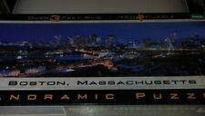 Panoramic Boston Massachusetts 750 Piece Jigsaw Puzzle  Buffalo Games