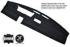 Cuciture ROSSE DASH Dashboard Leather COVER ADATTA PER FIAT 126 CLASSIC