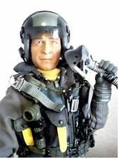 NEW! Blue Box Elite Force George Bush Naval Aviator Ltd Ed 12 Inch Action Figure