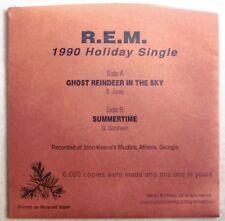 R.E.M. – 1990 Holiday Single - Rare Unplayed Stock Copy - MINT