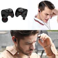 KZ ZS3 Detachable Cable In Ear Earphone HiFi Super Bass Sports Earbuds Headset
