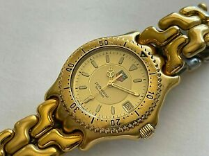 Vintage TAG Heuer Professional mens watch with date, ref.# WG1133