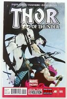 Marvel THOR GOD OF THUNDER (2013) #5 Jason Aaron Gorr Origin NM Ships FREE!