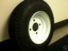 "8"" Trailer Rim Tire Wheel 4H Assembly 4.80/4.00-8 30000"