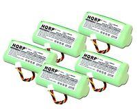 5-Pack 3.6V Battery for Motorola SYMBOL LS4278 LS-4278 LS4278-M Barcode Scanner