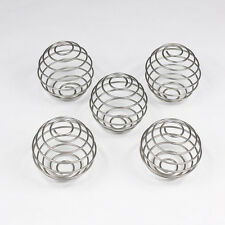 5pcs 304 Stainless steel Shake Bottle Mixing Wire Ball For Cup Shaker