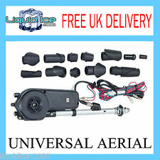 ELECTRIC CAR AERIAL UNIVERSAL FIT REPLACEMENT ANTENNA POWER  MULIA HEAD CD VAN
