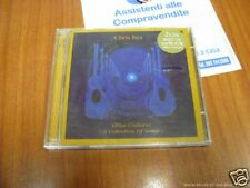 CHRIS REA BLUE GUITARS A COLLECTION OF SONG CD NUOVO