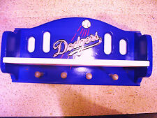 DODGERS Peg shelf   for bobble heads Hand crafted