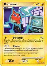 Rotom 82/147 Platinum Supreme Victors Uncommon MINT! Pokemon