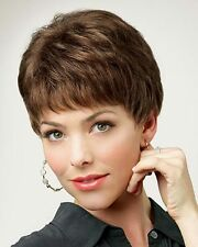 """""""VALENTINA"""" REVLON MONOTOP WIG CHOOSE YOUR  COLOR /Short layered style"""