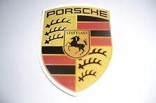 *** Porsche Wappen Logo Emblem Auto Car Tuning Sticker Aufkleber Decal ***