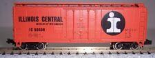 Atlas # 3314 Illinois Central 40' Box car   # 50508 N Scale MIB