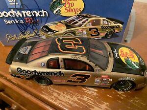 1999 Dale Earnhardt Bass Pro Autographed