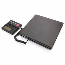 More details for portable plastic electronic scale black sf-890 50kg/1g