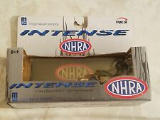 NEW IN BOX   2008 1/64 Diecast NHRA Top Fuel Dragster - INTENSE -