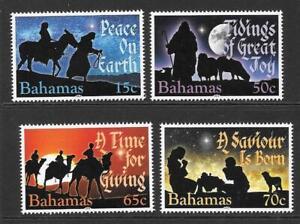 BAHAMAS SG1688/91 2014 CHRISTMAS MNH