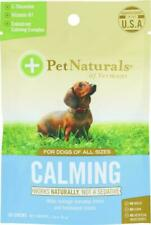 Calming Formula for Dogs Pet Naturals of Vermont 120 Chews 4 All Size