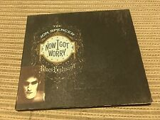 JON SPENCER BLUES EXPLOSION CD UK MUTE 96 DIGIPACK BLUES INDIE ROCK NOW I GOT
