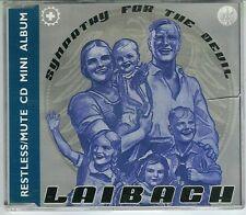Laibach Sympathy for the Devil 6 mixes US CD