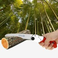 Foldable Manual Pruning Saw Outdoor Gardening Tree Plant Flower Trimming Tool