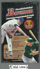 1999 Bowman series 1 baseball box  factory sealed