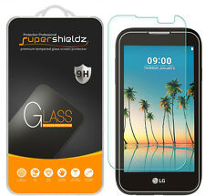 Supershieldz Tempered Glass Screen Protector Saver For LG K3 (2017)