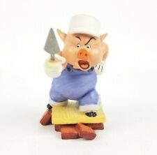 Walt Disney Classic Collection Three Little Pigs Figure Bricks Pig 5""