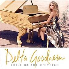 DELTA GOODREM CHILD OF THE UNIVERSE CD NEW