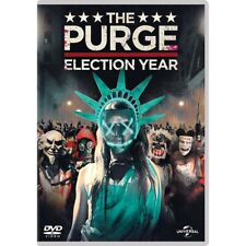 The Purge 3 Election Year 2016 R2 4 & 5 DVD UV in Hand Immediate DISPATCH