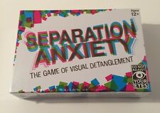 """New/Sealed RARE """"Separation Anxiety"""" Game by Fat Brain Toy Company - GREAT GIFT!"""