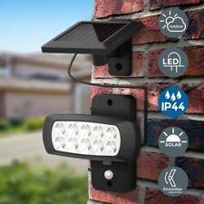 B.k.licht Lampe Solaire LED Extérieur Ip44 Détecteur de mouvements PIR ...