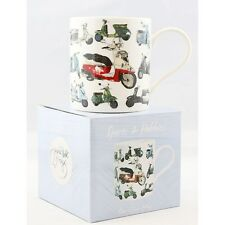 Fine China Mug - SCOOTER Images *NEW* Boxed