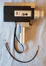 Canon 518 Super 8 Cine Camera - Working