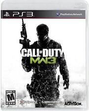 Call of Duty Modern Warfare 3 MW3 PS3! WAR, BATTLEFIELD, BATTLE, ACTION, WEAPONS