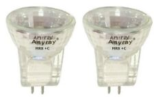 6-Watts MR8 C 6V 10W Halogen Light Bulb 6-Volts 10-Pack Anyray A2014Y