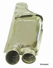 JP endschalldämpfer in acciaio inox adatto per PORSCHE 964, scarico, Silenziatore
