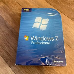 Windows 7 Professional 32/64-Bit Upgrade Edition, With original key etc, Genuine