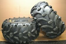 Yamaha Raptor 350 660 700 Warrior 350 Bear Claw Rear Tires 22x12x9 DT15
