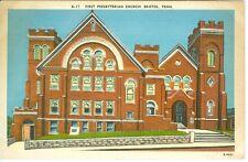Bristol, TN The First Presbyterian Church