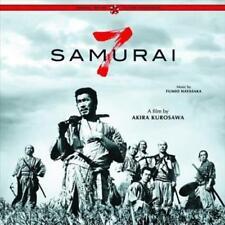 THE SEVEN SAMURAI [ORIGINAL MOTION PICTURE SCORE] NEW VINYL