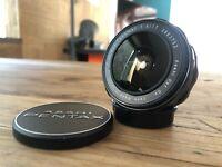 *Exc+3* asahi opt Pentax Fish Eye Takumar 17mm f/4 M42 Lens from Japan